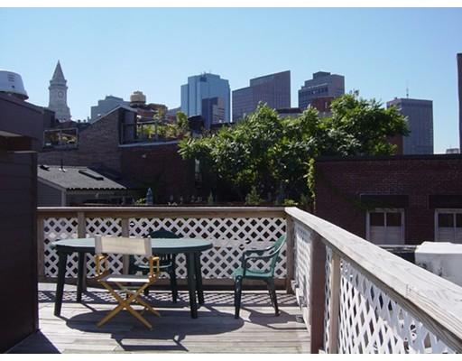 36 Lewis Street PH (w/Deck), Boston, MA 02113