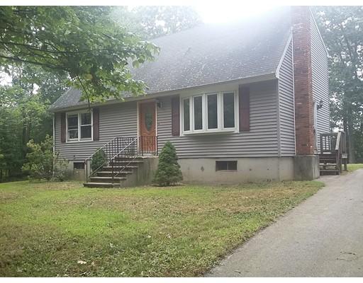 Частный односемейный дом для того Продажа на 121 Ramshorn Road Charlton, Массачусетс 01507 Соединенные Штаты