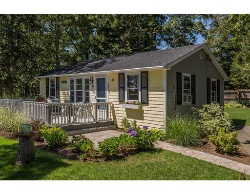 Частный односемейный дом для того Продажа на 21 Olivia Walker Way Dennis, Массачусетс 02660 Соединенные Штаты