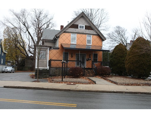 Commercial for Rent at 268 Highland Avenue 268 Highland Avenue Fall River, Massachusetts 02720 United States