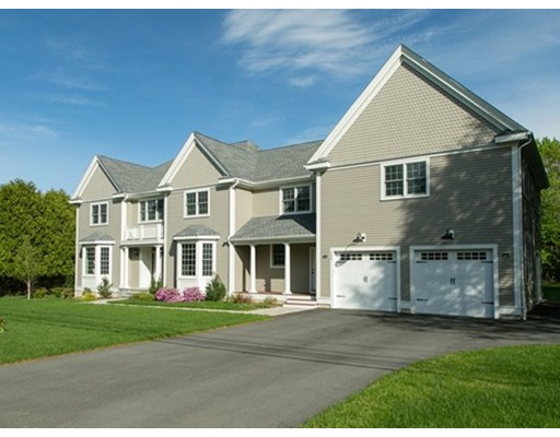 Casa Unifamiliar por un Alquiler en 654 Old Bedford Road Concord, Massachusetts 01742 Estados Unidos