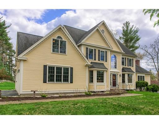 Single Family Home for Sale at 116 Houghton Lane Boxborough, Massachusetts 01719 United States