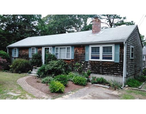 Частный односемейный дом для того Продажа на 42 Agnes Road Dennis, Массачусетс 02660 Соединенные Штаты