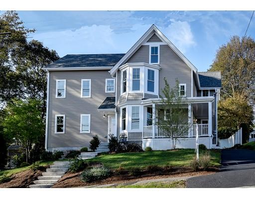 Condominium for Sale at 126 North Avenue Natick, Massachusetts 01760 United States