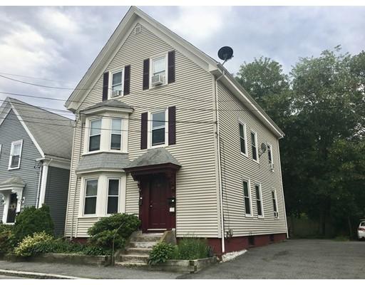 Casa Multifamiliar por un Venta en 36 School Street Beverly, Massachusetts 01915 Estados Unidos