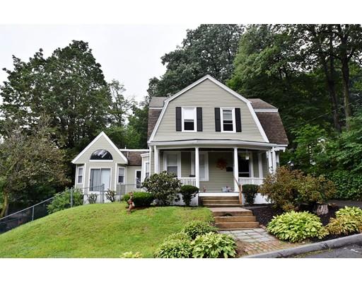 واحد منزل الأسرة للـ Sale في 48 Bond Street Fitchburg, Massachusetts 01420 United States