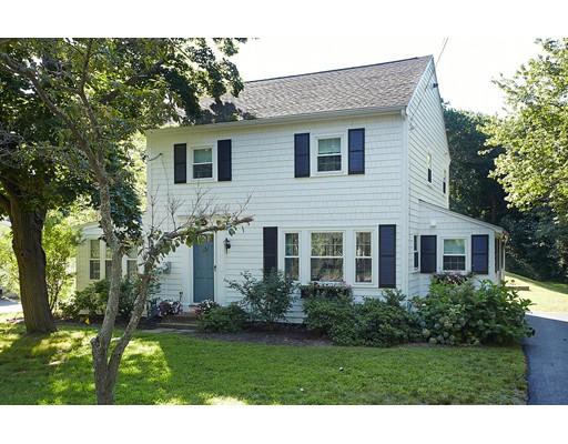 Casa Unifamiliar por un Alquiler en 65 Gannett Road (winter rental ) Scituate, Massachusetts 02066 Estados Unidos
