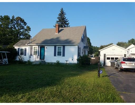 Casa Unifamiliar por un Venta en 59 Maple Avenue Leominster, Massachusetts 01453 Estados Unidos