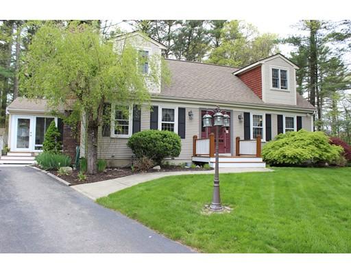Частный односемейный дом для того Продажа на 1 Saltus Way Freetown, Массачусетс 02717 Соединенные Штаты