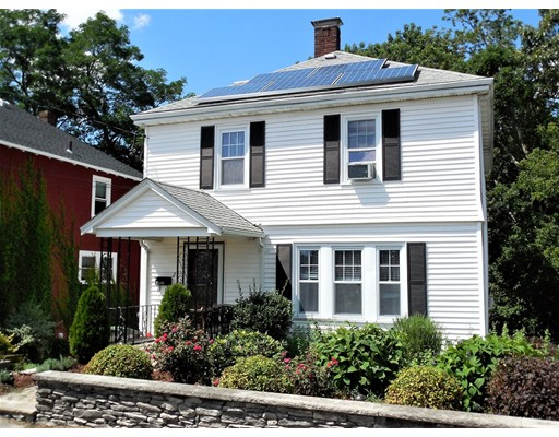 Single Family Home for Sale at 21 Commonwealth Avenue Dedham, 02026 United States