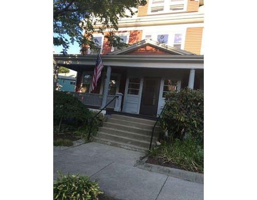 Single Family Home for Rent at 143 Coolidge Street Brookline, Massachusetts 02446 United States