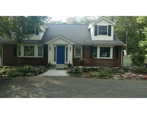 Частный односемейный дом для того Аренда на 165 Bennett Road Hampden, Массачусетс 01036 Соединенные Штаты