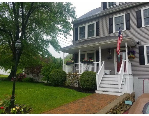 Single Family Home for Sale at 79 Westwood Road Stoneham, Massachusetts 02180 United States