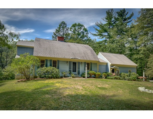 Single Family Home for Sale at 77 Bullard Road Princeton, Massachusetts 01541 United States