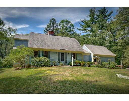 Maison unifamiliale pour l Vente à 77 Bullard Road 77 Bullard Road Princeton, Massachusetts 01541 États-Unis