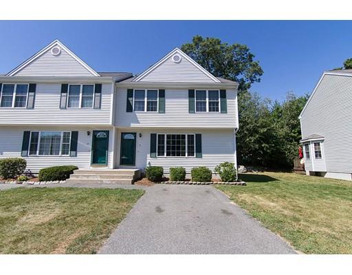 共管式独立产权公寓 为 销售 在 11 Katie Circle Attleboro, 马萨诸塞州 02703 美国