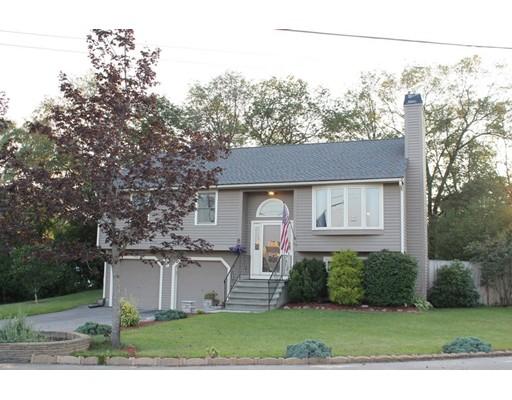 واحد منزل الأسرة للـ Sale في 63 Silver Avenue Bellingham, Massachusetts 02019 United States