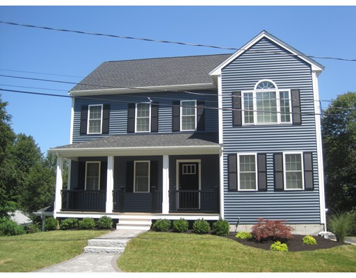 Single Family Home for Rent at 6 bishop Street Plymouth, Massachusetts 02360 United States