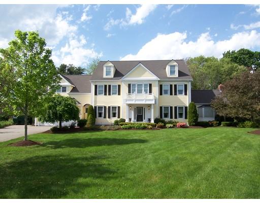 Maison unifamiliale pour l Vente à 33 Packard Drive Braintree, Massachusetts 02184 États-Unis
