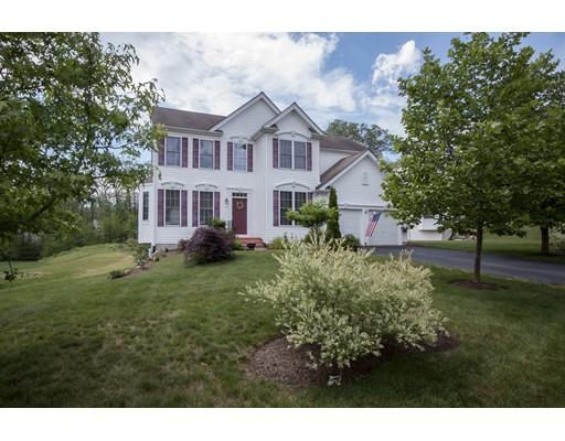 独户住宅 为 销售 在 21 Aspen Avenue 格拉夫顿, 马萨诸塞州 01560 美国