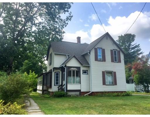 واحد منزل الأسرة للـ Sale في 468 Millers Falls Road 468 Millers Falls Road Montague, Massachusetts 01349 United States