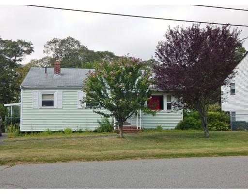 独户住宅 为 销售 在 40 Granite Street 布罗克顿, 马萨诸塞州 02302 美国