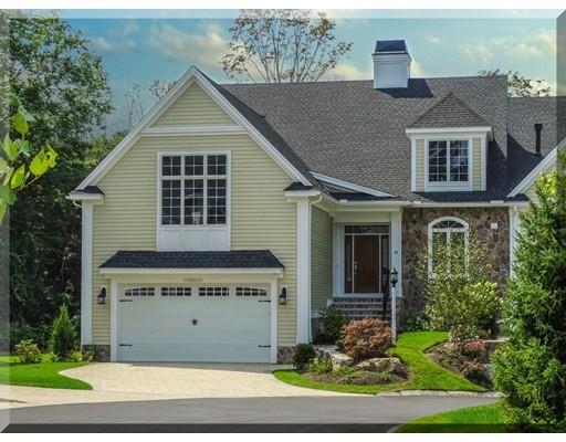 Кондоминиум для того Продажа на 43 Crenshaw Lane Andover, Массачусетс 01810 Соединенные Штаты