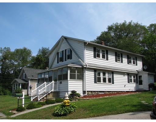 Maison unifamiliale pour l Vente à 59 Marcius Road 59 Marcius Road Worcester, Massachusetts 01607 États-Unis