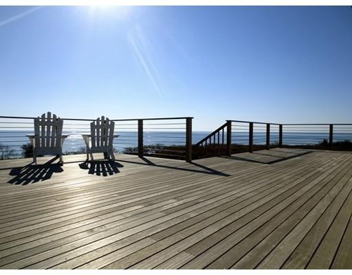 Maison unifamiliale pour l Vente à 780 Ocean View Drive 780 Ocean View Drive Wellfleet, Massachusetts 02667 États-Unis