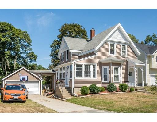 独户住宅 为 销售 在 78 Glendale Street 布罗克顿, 马萨诸塞州 02302 美国