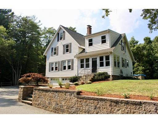 Maison unifamiliale pour l Vente à 11 Allen Road Billerica, Massachusetts 01821 États-Unis