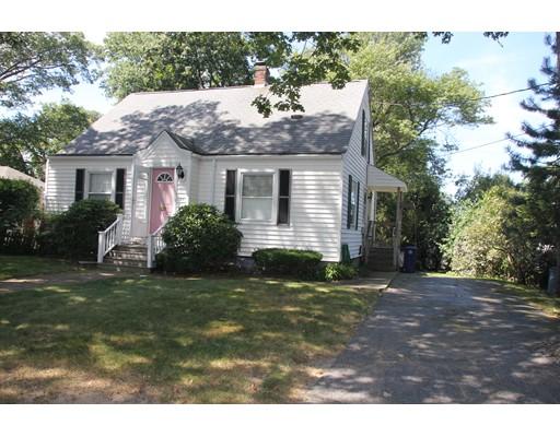 Casa Unifamiliar por un Venta en 30 Arbutus Avenue Braintree, Massachusetts 02184 Estados Unidos