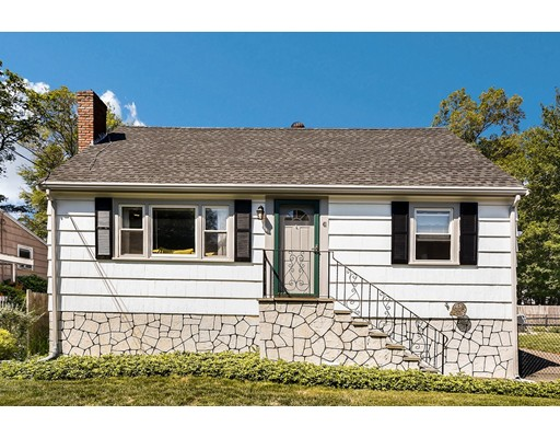 独户住宅 为 销售 在 41 Paulin Avenue 布罗克顿, 马萨诸塞州 02302 美国