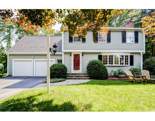 واحد منزل الأسرة للـ Sale في 7 Emerson Drive Acton, Massachusetts 01720 United States