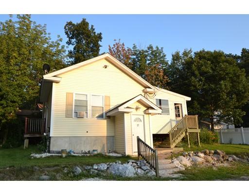 Maison unifamiliale pour l Vente à 37 3rd Street Dracut, Massachusetts 01826 États-Unis