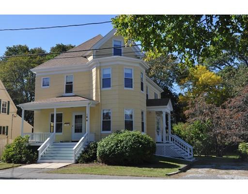 Single Family Home for Rent at 64 Bancroft Street Reading, Massachusetts 01867 United States