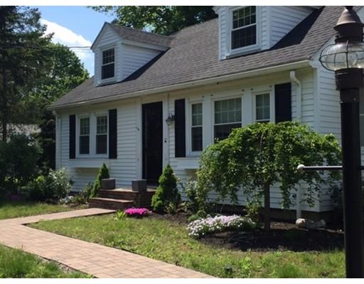 Casa Unifamiliar por un Alquiler en 478 Sudbury Road Concord, Massachusetts 01742 Estados Unidos