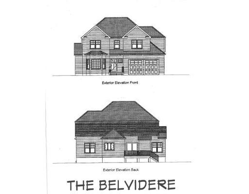 Maison unifamiliale pour l Vente à 17 Hillcrest Circle(130 TiffanyRd Norwell, Massachusetts 02061 États-Unis