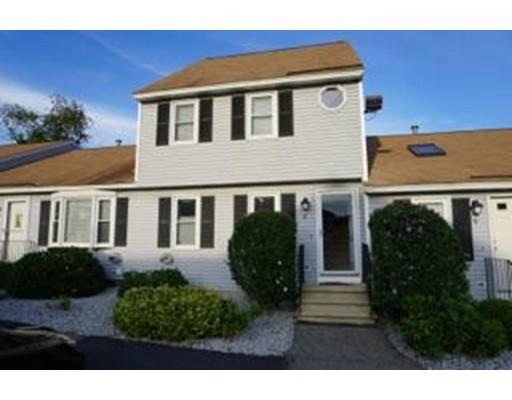 Appartement en copropriété pour l Vente à 315 Broadway Road Dracut, Massachusetts 01826 États-Unis
