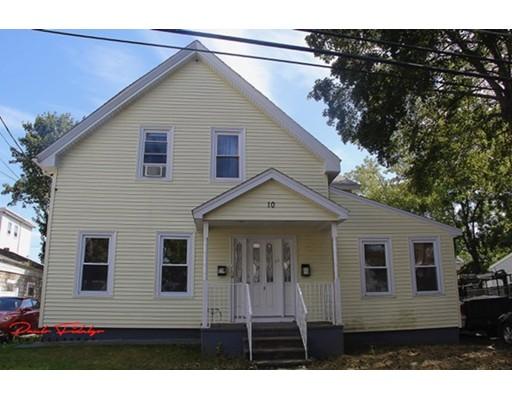 多户住宅 为 销售 在 10 Milton Street 布罗克顿, 马萨诸塞州 02301 美国