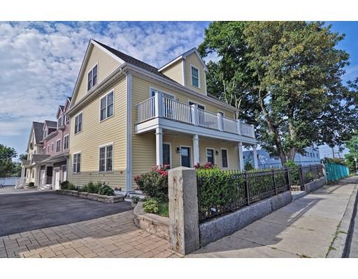 Appartement en copropriété pour l Vente à 9 Park Street Boston, Massachusetts 02122 États-Unis