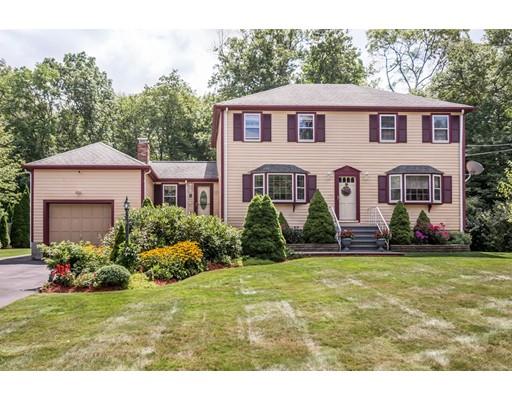 واحد منزل الأسرة للـ Sale في 161 William Kelley Road Stoughton, Massachusetts 02072 United States