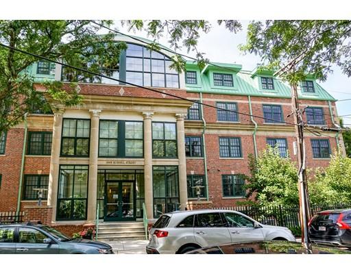 Appartement en copropriété pour l Vente à 1 Russell Street Cambridge, Massachusetts 02140 États-Unis