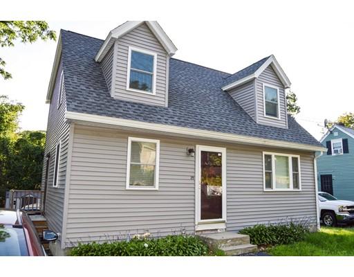 Maison unifamiliale pour l à louer à 25 Leopold Street 25 Leopold Street Burlington, Massachusetts 01803 États-Unis