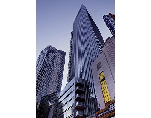 Appartement en copropriété pour l Vente à 3 Avery Street Boston, Massachusetts 02111 États-Unis
