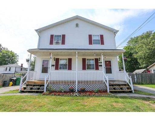 多户住宅 为 销售 在 27 Ferry Street 27 Ferry Street Chicopee, 马萨诸塞州 01013 美国