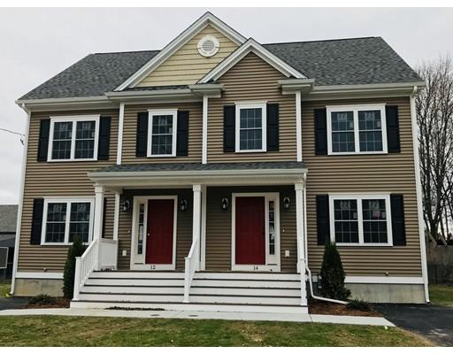 共管式独立产权公寓 为 销售 在 12 Praire Avenue Attleboro, 马萨诸塞州 02703 美国