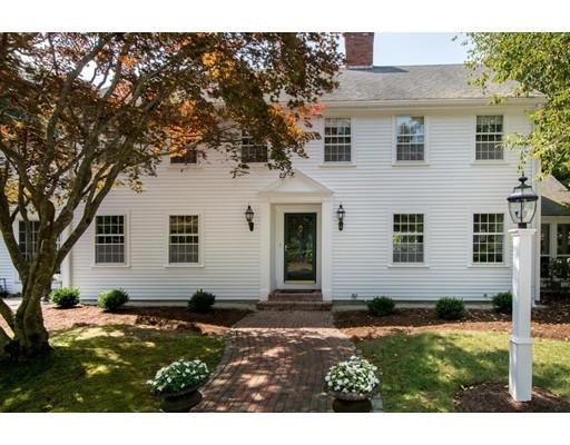 Maison unifamiliale pour l Vente à 189 Surplus Street Duxbury, Massachusetts 02332 États-Unis