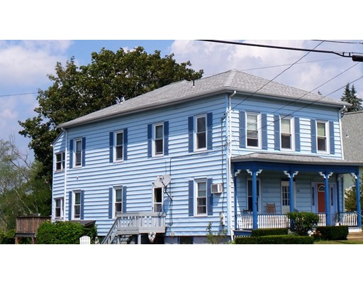 Single Family Home for Sale at 206 E Main Street East Brookfield, Massachusetts 01515 United States