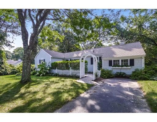 واحد منزل الأسرة للـ Sale في 60 Pine Lane Barnstable, Massachusetts 02655 United States